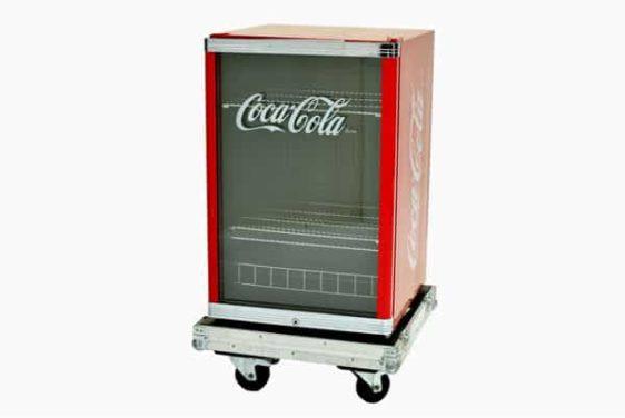 Kühlschrank Cola Design : Kühlschrank 105 l für events mieten japo konzert und
