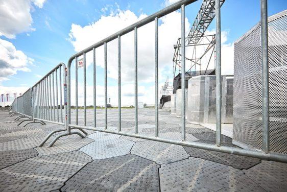 Mannheim Barrier U-Stand