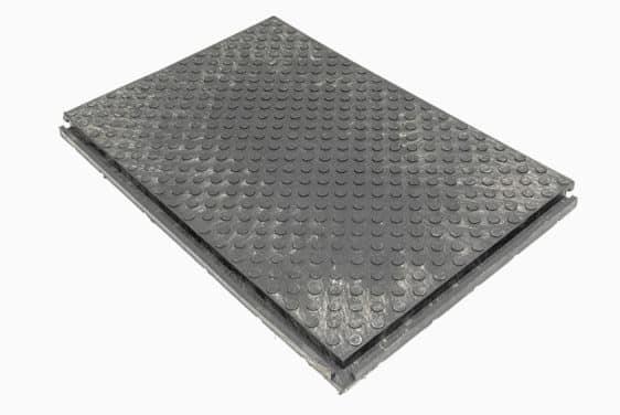 Remopla Schwerlastplatte Bodenschutz