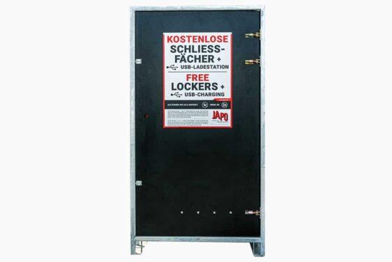 mobile locker