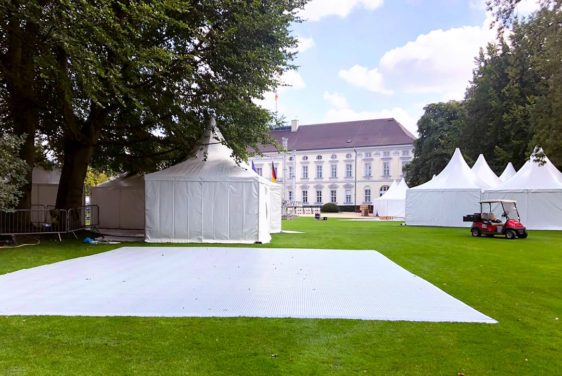 SysteMa Ground Protection Covering System